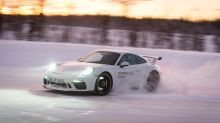 Porsche Ice Experience in Finland — doing crazy things in high-dollar Porsches