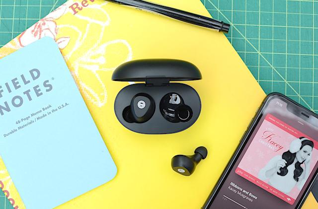Grado GT220 review: Stellar sounding wireless earbuds that cover the basics