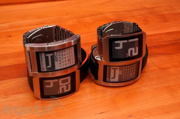 Phosphor intros new line of curved E-Ink watches