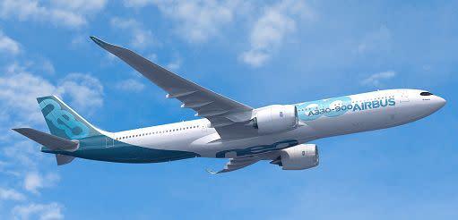Airbus volo inaugurale per l 39 a330neo for Manuale per la pulizia della cabina dell aeromobile