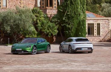 預售價400萬元起!Porsche Taycan Cross Turismo電動跨界獵跑新登場