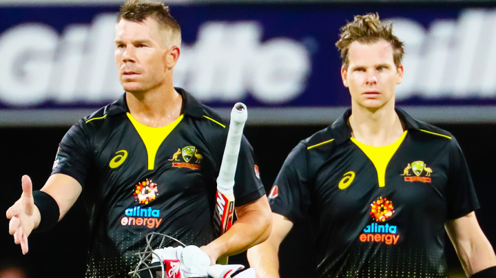 Aussie cricket fans stunned by Steve Smith and David Warner move