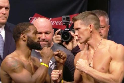 UFC 209 lidera lista de eventos ao vivo do Combate em março