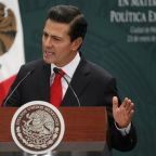 Ex-Mexican President Enrique Peña Nieto Accused of Corruption by Former State-Oil Chief