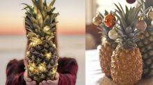 Pineapples Are the New Christmas Trees