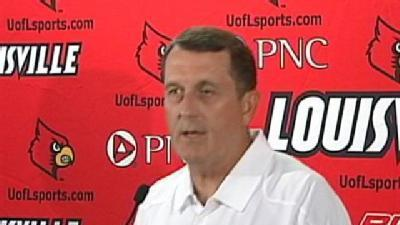 Mike Sanford Out As Louisville Offensive Coordinator