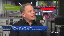 Discovery's David Zaslav lays out game plan for growth