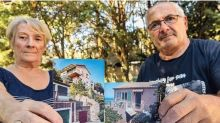 French pensioners left 'homeless' by squatters who changed locks to Riviera villa