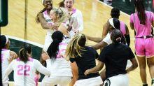 Tory Ozment's buzzer-beater sends Michigan State women's basketball past Purdue