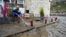 Gard: fin des pluies torrentielles, reprise des recherches pour retrouver une disparue