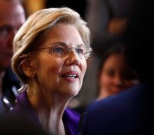Presidential hopeful Warren rallies with Chicago teachers as strike enters fourth day