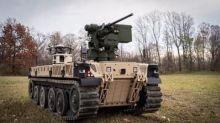 QinetiQ and Pratt Miller Deliver First Robotic Combat Vehicle - Light to U.S. Army