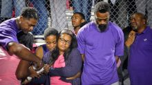 Olympian Tyson Gay Speaks at Emotional Vigil for His Slain Daughter