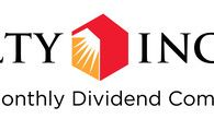 599th Consecutive Common Stock Monthly Dividend Declared By Realty Income
