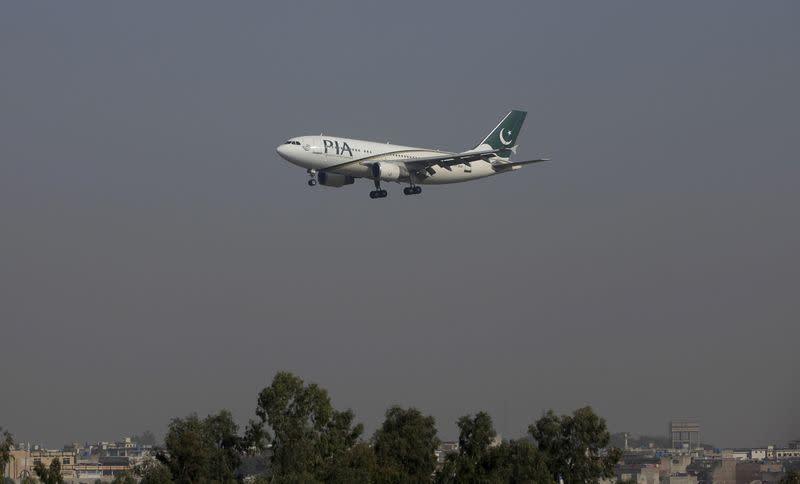 U.S. bans Pakistan International Airlines flights over pilot concerns
