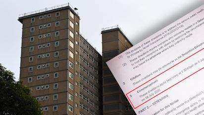 Confusing detail in letter to Melbourne tower residents