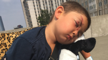 A 6-year-old boy who received $45,000 in donations fabricated story about being beaten up by bullies: Police