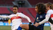 Arsenal loanee Matteo Guendouzi going through football 'puberty', says Hertha Berlin coach