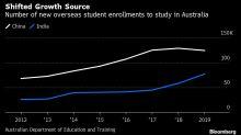 Austrália mira comércio com Índia em meio às tensões com China