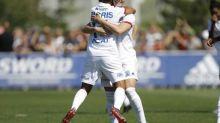 Foot - Coupe (F) - Coupe de France féminine: l'OL s'impose à Guingamp et file en finale