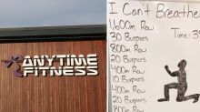 Anytime Fitness: Viel Kritik für geschmacklose 'I Can't Breathe'-Übung