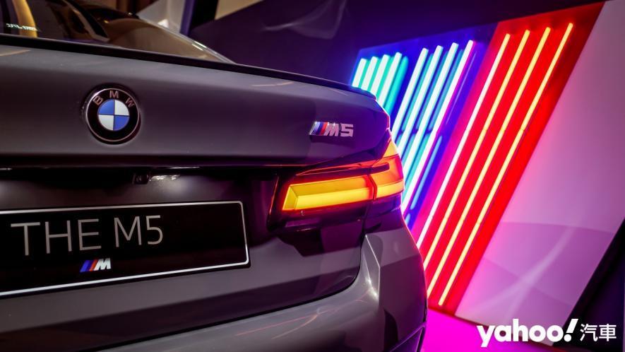 注意!紳裝暴徒來襲!2021 BMW M5、M550i與M2 CS登場! - 6