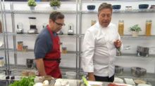 John Torode is being accused of helping this Celebrity MasterChef team a little TOO much
