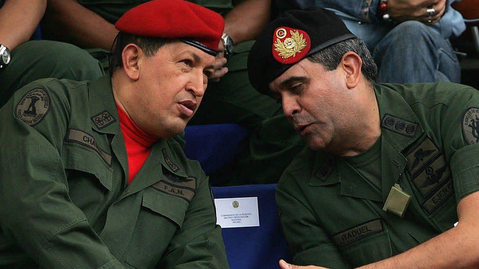 Raúl Isaías Baduel: muere en prisión por covid-19 el ex ministro de Defensa  de Venezuela