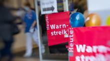 Verdi will Warnstreiks im öffentlichen Dienst ausweiten