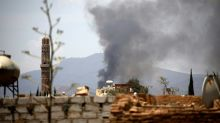 Dozens killed in air raid on Yemen wedding: medics