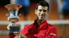 Djokovic wins first Rome title for five years and makes Masters history after US Open woe