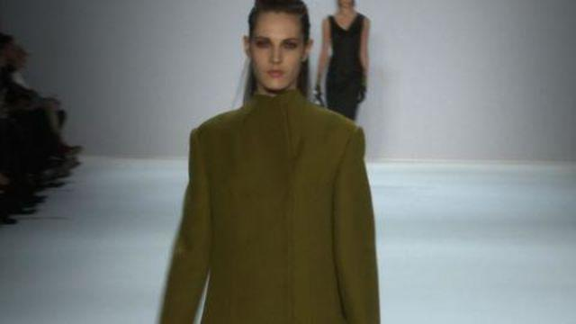 Style.com Fashion Shows - Narciso Rodriguez: Fall 2012 Ready-to-Wear