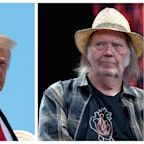 Neil Young Denounces Use of 'Rockin in the Free World' Ahead of Trump Speech