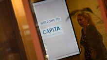 Capita's finance director steps down