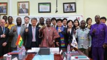 KT Partners with Ghana Gov't for Epidemic Preparedness