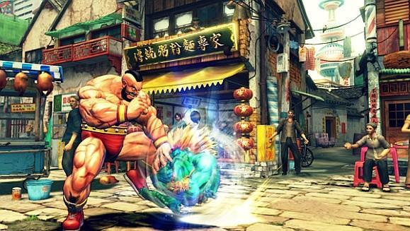 PC version of Street Fighter IV to feature Games For Windows Live