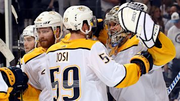 Countdown: A tip of the cap to the Predators