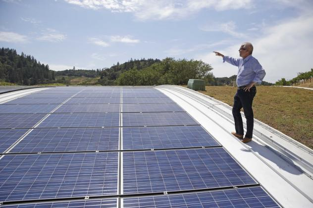 Stanford AI found nearly every solar panel in the US