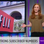 Today's charts: Netflix weak despite big beat; Morgan Stanley's upside surprise; Boeing goes after Airbus