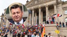 Corona-Newsblog in Berlin: Geisel will Maskenpflicht bei Versammlungen