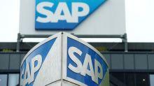 SAP teams up on cloud sales with Microsoft
