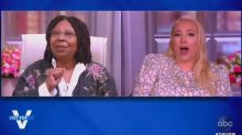'Be how you always are.' Whoopi, McCain again spar on 'The View' as fans weigh in