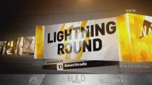 Cramer's lightning round: There are better drug stocks to...