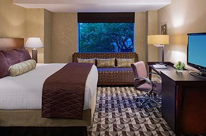 Hyatt Regency Woodfield home to Sharp HDTVs, SuiteLinq HD programming