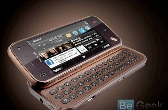 Nokia N97 Mini press photo outed, existence still not official