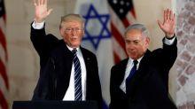 Netanyahu visits U.S. ally ahead of close Israeli election