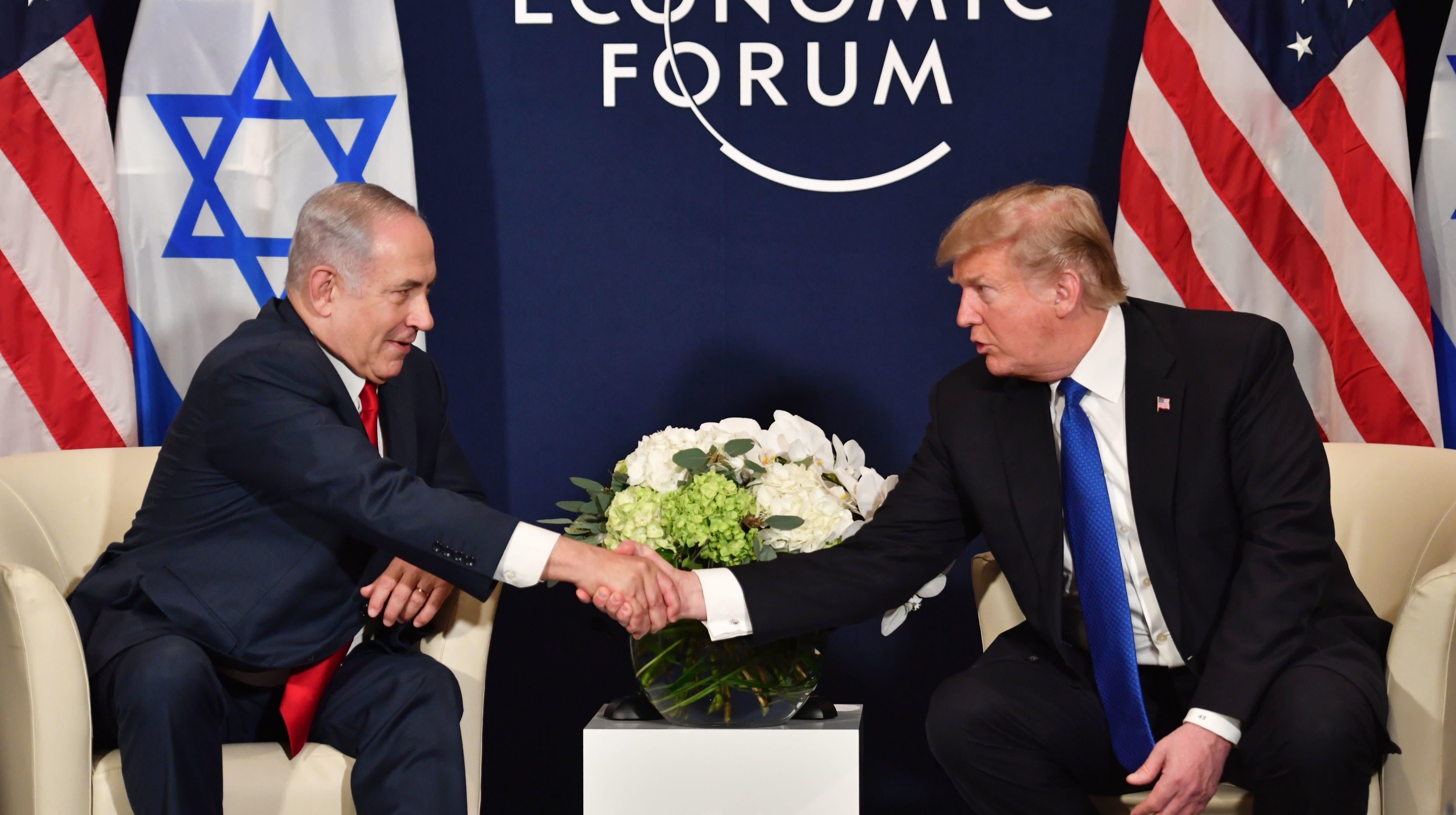 Trump Says Israeli Settlements Complicate Peace Process
