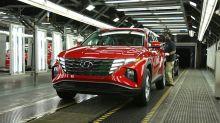 2022 Hyundai Tucson production kicks off in Alabama
