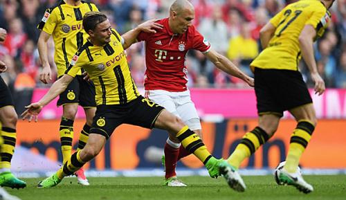 """DFB Pokal: Schmelzer: """"Wir hatten das glücklichere Füßchen"""""""