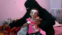 'Countdown to catastrophe' in Yemen as U.N. warns of famine - again